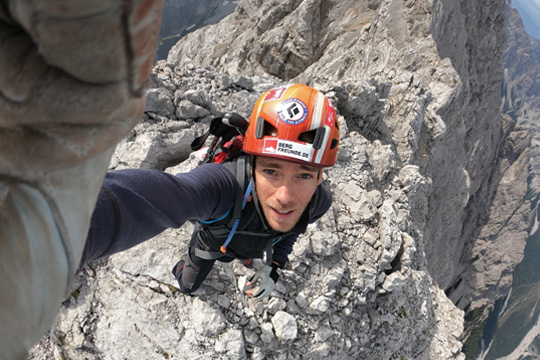 Sebastian Staendecke - Alpinist
